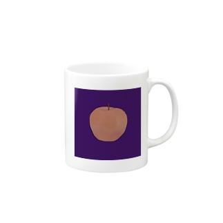 毒林檎 Mugs