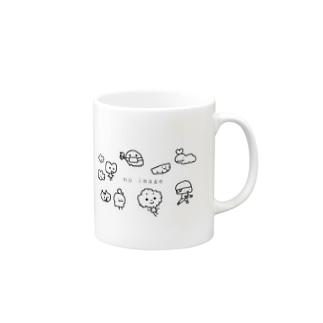 案外イメージのあるno-image Mugs