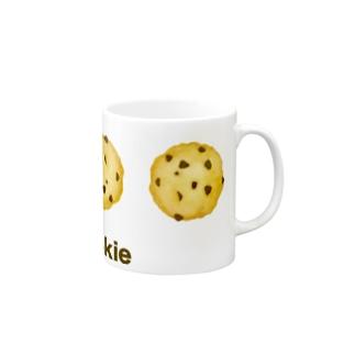 チョコチップクッキー Mugs
