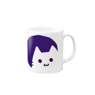 インディゴ Mugs
