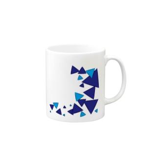 青三角 Mugs