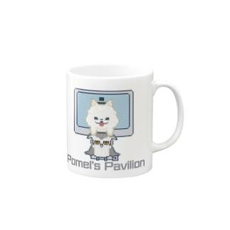 Pomel's Pavilion  Mugs