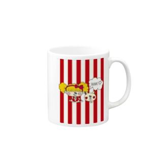POP☆girl Mugs