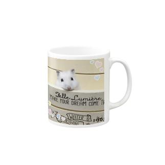 ハムスターの小鉄 Mugs