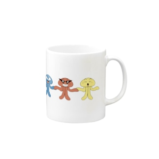 宇宙人 Mugs