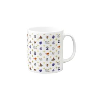 ゾワゾワ洋ゆーれい Mugs