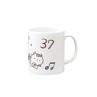 カラフルさなりす Mugs