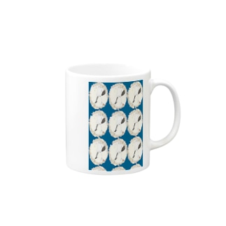 h*red series Mugs