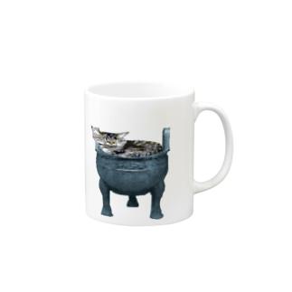猫鼎 Mugs