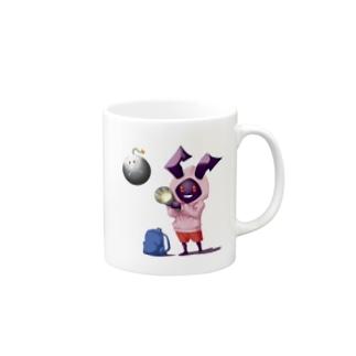 USAっぽいUMA Mugs
