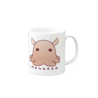 メンダコくん Mug