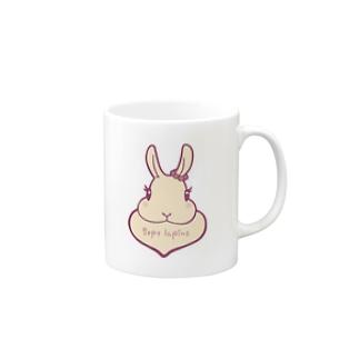mademoiselle lapin Mugs