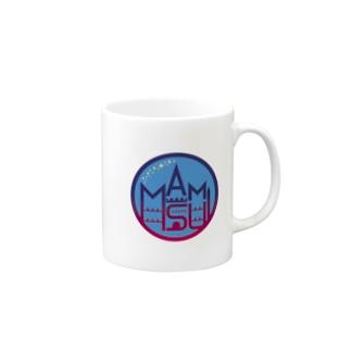 パ紋No.2729 MASUMI Mugs