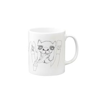 マズいラクダ Mugs