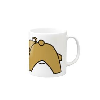 おしりくまさん Mugs