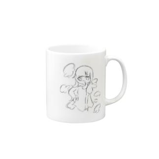 本日も予定なし Mugs