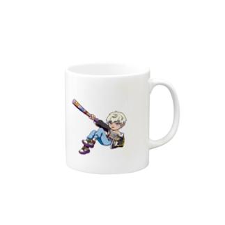 やんちゃなこはる Mugs