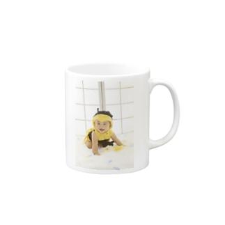 甥っ子大天使 Mugs