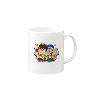ドラジョーチャンネル マグカップ Mugs