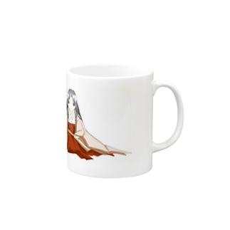 単衣(桜) Mugs