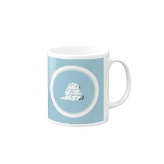 22 シマエナガ Mug