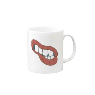 たらこクチビル Mugs