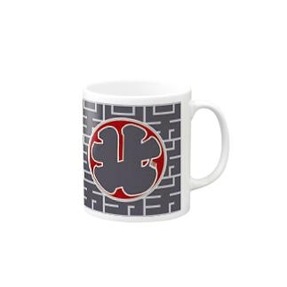 北方デザイン Mugs