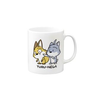 YURU-NEGA:8 Mug