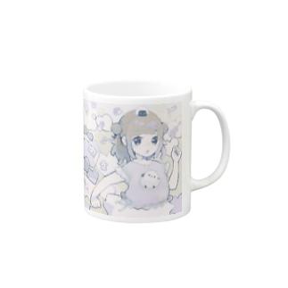 ぽぇー Mugs