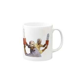 だい&たくぽん Mugs