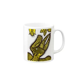 サイチョウ Mugs