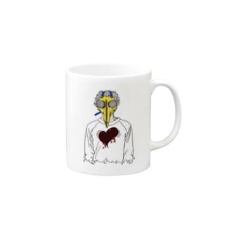 トクメイ社会 Mugs