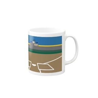 甲子園 Mugs