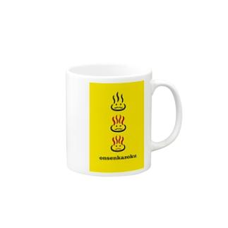 onsenkazoku Mugs
