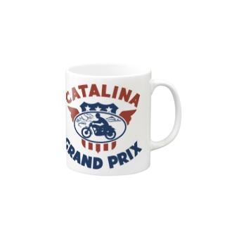 CATALINA GRAN DPRIX Mugs