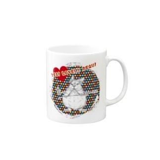 ちーっカップ Mugs