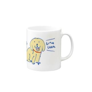 WanWanPandaのゴル Mug