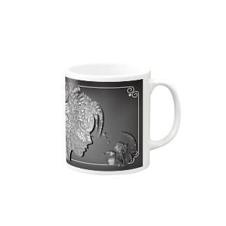 久保田のfantasy Mugs