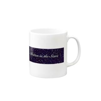 Written in the Stars Mugs