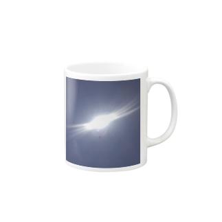灼熱のお昼休み Mugs