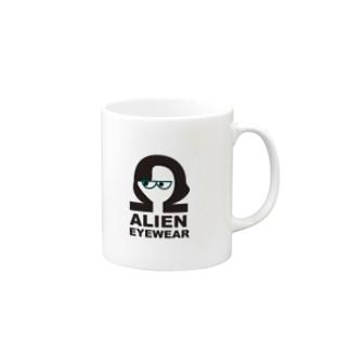 ALIEN EYEWEAR Mugs
