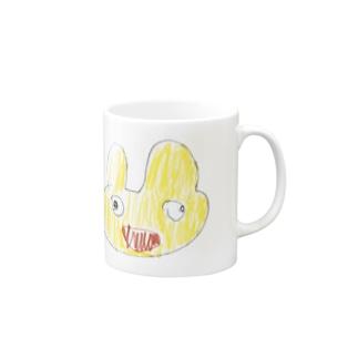 うさぎ? Mugs