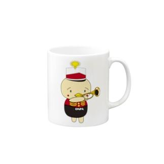 オンパ ペット マグカップ