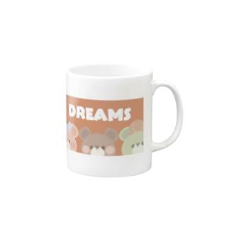 handmadeDREAMSのDREAMS Mugs