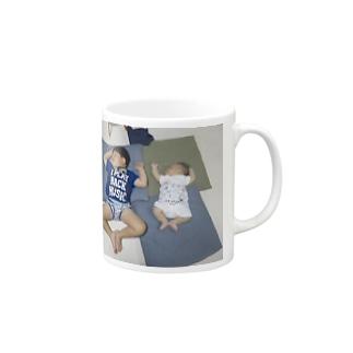 孫のアイテム Mugs