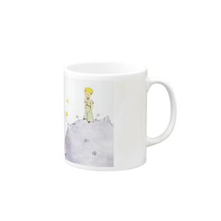星の王子様 Mugs
