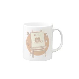 パンケーキ Mugs