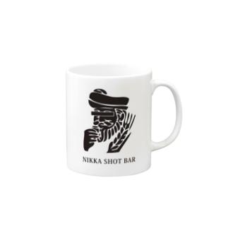 NIKKA SHOT BAR マグカップ Mugs