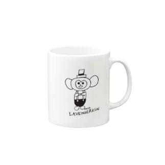 ラベンダーくん Mugs