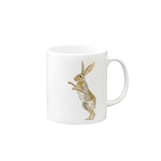 ジャックウサギ マグカップ